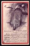 Malkasten Künstlerverein 50 Stiftungsfest 1898