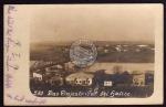 Dnestr Halicz zerstörte Brücke 1917 Halytsch