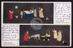 Rehm Vietor Englein zur Wacht Hut 1917 Kind