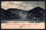 Leopoldsberg Kahlenberg Kahlenbergerdorf Donau
