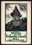 50 Jahre Verein d. Briefmarken Sammler Graz