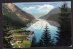 Tirol Pertisau Achensee Blick gegen Norden