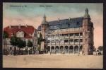 Offenbach 1913 Schloss Stadtseite