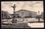 Bratislava Pressburg Pozsony Kossut Platz 1905