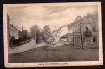 Kowno Kaunas K. Wilhelm Str. 1916 Straßenbahn