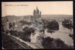 Limburg an der Lahn vom Greiffenberg 1915 Bahn