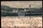 Stift Wilhering bei Linz 1899