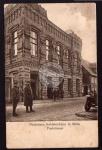 Jelgava Mitau Poststraße Dt. Soldatenheim 1916