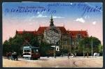 Brünn Deutsches Haus Straßenbahn