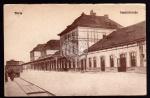 Tövis Vasutallomas Bahnhof