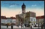 TArnow Rynek i. Ratusz Ringplatz Rathaus