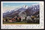 Hlg. Kreuz b. Hall i.T. Pension Gasser 1924
