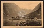 Gudvangen -  Bergen 1912
