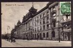 Frankfurt a.M. Hauptpost 1921