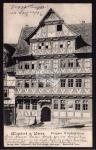 Allendorf a. Werra Bürgers Weinhandlung 1905