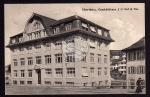 Herisau Geschäftshaus J. G. Nef & Cie. 1916