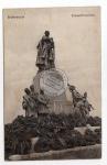 Debrecen Kossuth-szobor 1917
