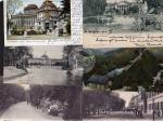 13 AK Wiesbaden 1903 - 1921 Jagdschloss Platte II