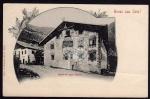 Oetz Gasthof zum Stern 1900