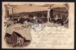 Blitzenrod Restauration zum Hamburger Hof 1900