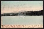 Eden Street Shore Bar Harbor Maine USA 1906