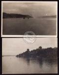 2 AK Bosporus Einfahrt Rumell Hissar va. 1915