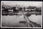 Festung Kowno Notbrücke 1916 Feldpost