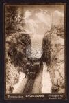 Brünigbahn Lok Zug Berner Oberland ca. 1897
