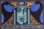 Frankfurt am Main Einfuhrmesse 1.-15.10.1919