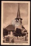 Saignelegier Kirche Eglise protestante 1918