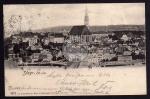 Steyr 1902 Brücke Kirche Oberösterreich