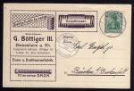 G. Böttiger Biebesheim a. Rhein Eisen & Draht