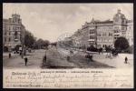 Budapest Andrassy ut Körönd Rondeau 1902