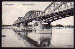 Esztergom Maria Valeria-hid Brücke Schiff