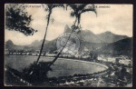 Rio de Janeiro Botafogo E Corcovado 1926