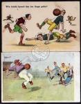 Sport Fußball Möller Brüning Weigeilt 1922 194