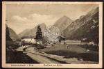 Unterleutasch Tirol Gasthaus zur Mühle 1922