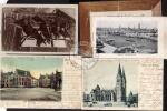 4 AK Bremen 1899 1901 mit Album Freihafen Roland
