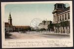 Üdvözlet Nyiregyhazarol 1901 Nyiregyhaza Föter