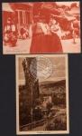 2 AK Sarajevo K.u.K. Militärpost 1910 Bistrik
