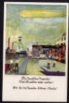 Zeppelin 1926 Eckener Spende Offizielle Karte