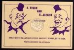 Zirkus Clown Bath Avon Finch & Jaeger