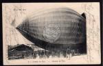 franz. Luftschiff Zeppelin 1902 Sortie du Pax