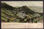 Schloß Schaumburg Wesergebirge 1904
