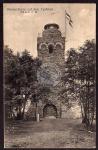 Bismarckturm auf dem Taufstein 1910 Vogelsberg