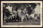 Indier Truppe d. Zirkus Charles Cirkus Elefant