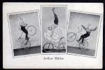 Arthur Müller Fahrrad Akrobatik Zirkus