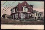 Suisun City The Armijo Club House 1908 Solano