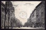 Budapest Üllöer Straße Üllöl ut 1917
