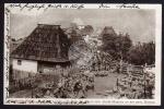 1914 Weltkrieg türk. Dorf Medjice Zensur Feldp